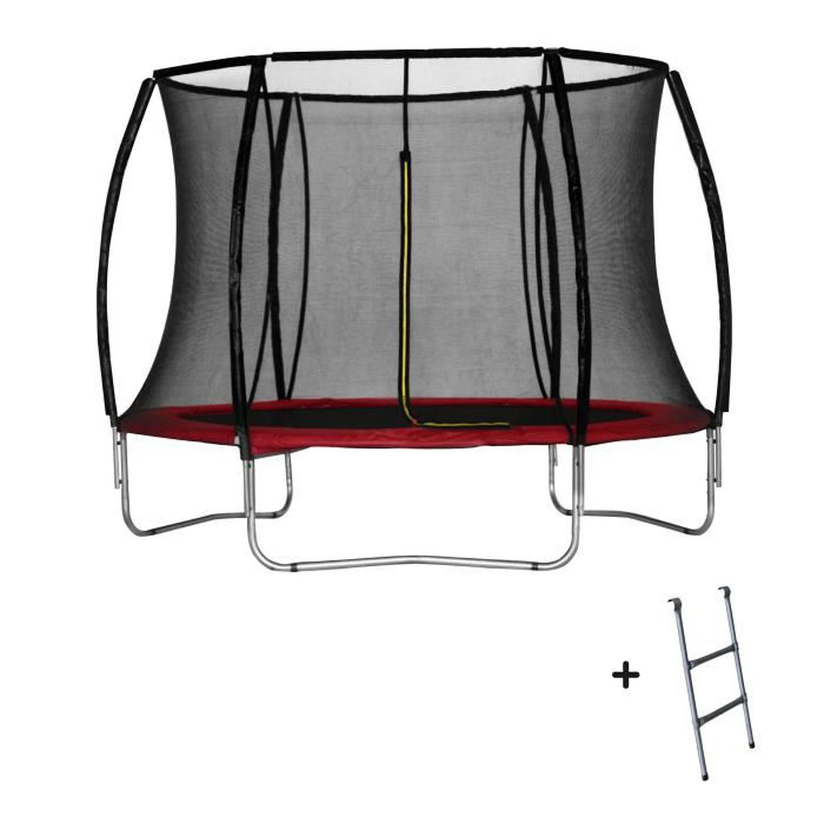 trampoline lanterne rouge 305 cm achat vente. Black Bedroom Furniture Sets. Home Design Ideas