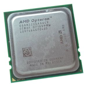 PROCESSEUR Processeur CPU AMD Opteron 8220 2.8Ghz 2Mo Socket