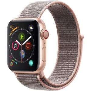 MONTRE CONNECTÉE Apple Watch Series 4 GPS + Cellular, 40mm Boîtier