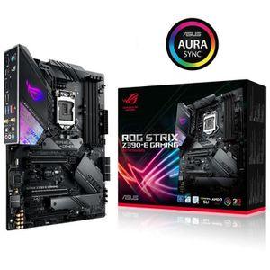 CARTE MÈRE Carte mère ASUS atx STRIX Z390-E Gaming, Intel Z39
