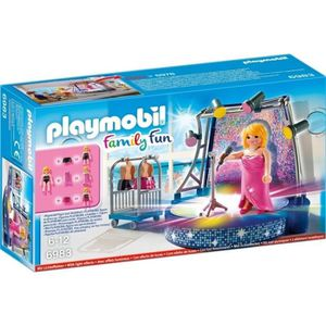 UNIVERS MINIATURE PLAYMOBIL 6983 - Family Fun - Scène avec Artiste