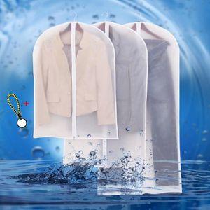 HOUSSE DE RANGEMENT 9PCS Housse de protection de vêtements avec fermet