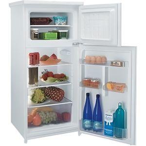 RÉFRIGÉRATEUR CLASSIQUE CANDY Réfrigérateur 2 Portes Pose Libre CCDS5122W