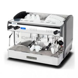 MACHINE À CAFÉ Percolateur professionnel  2 groupes - 11,5 L - Co