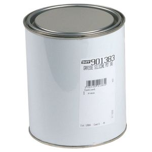 LUBRIFIANT MACHINE Graisse - Graisse silicone alimentaire (pot 1kg)