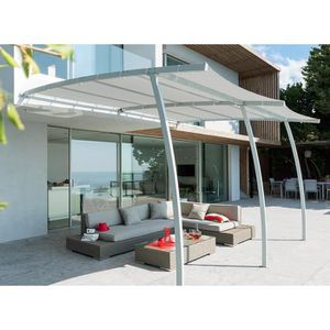 toit pergola polycarbonate achat vente toit pergola polycarbonate pas cher les soldes sur. Black Bedroom Furniture Sets. Home Design Ideas