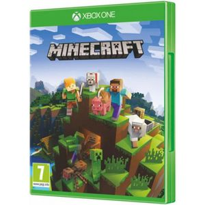 PACK CLAVIER - SOURIS MicroSOFT Minecraft Starter Collection XBOX One