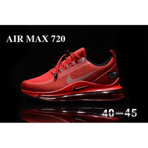 BASKET nike air max 720 rouge 40