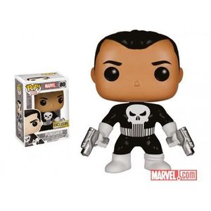FIGURINE - PERSONNAGE Figurine POP Marvel Comics The Punisher Exclusive