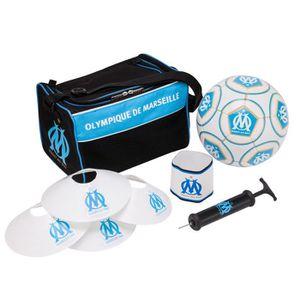 SAC DE SPORT Football Sac + Ballon OM - Collection officielle O