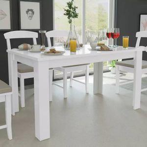 TABLE DE CUISINE  Table de salle à dîner cuisine scandinave Table de