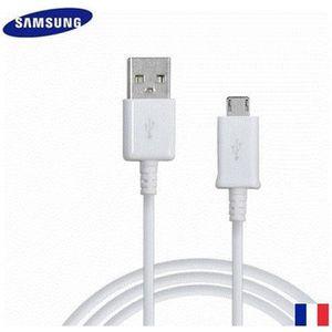 CHARGEUR - ADAPTATEUR  Samsung Chargeur Micro USB, Cable déconnectable