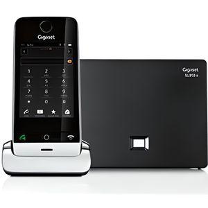 Téléphone fixe Gigaset SL910A Téléphone sans fil tactile DECT ave