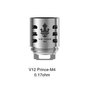 CIGARETTE ÉLECTRONIQUE Resistances TFV12 Prince - Smoktech - M4 0.17ohm