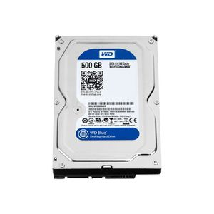 DISQUE DUR INTERNE WESTERN DIGITAL - WD5000AAKX