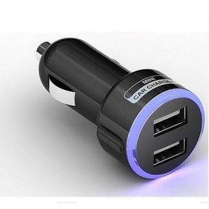 Chargeur allume cigare usb double - Achat