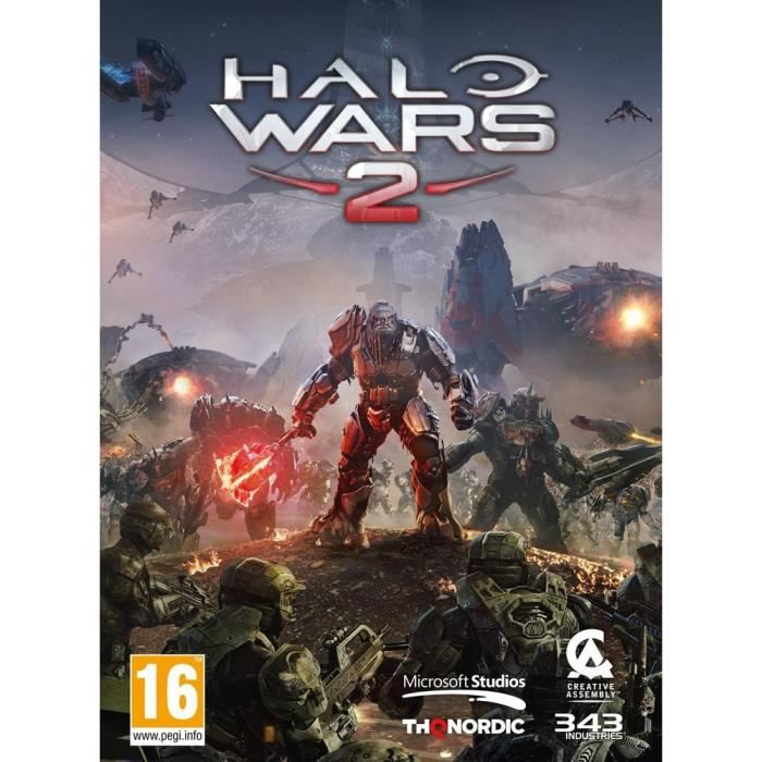 Halo Wars 2 Edition Standard Jeu PC