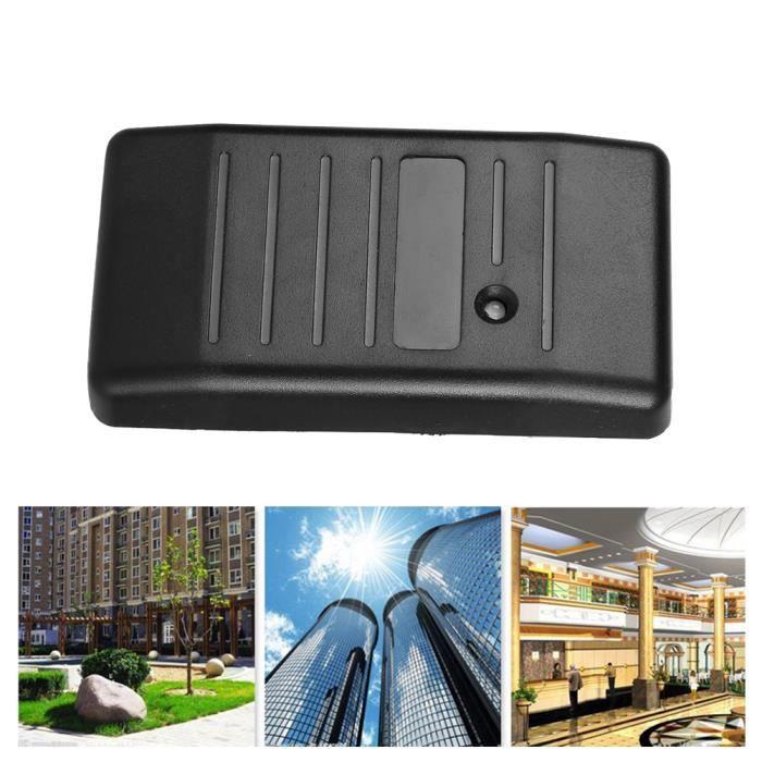 Lecteur de contrôle d'accès de carte RFID de sécurité 125KHz Wiegand 26-34 étanche (ID noir 125Khz)-CHE