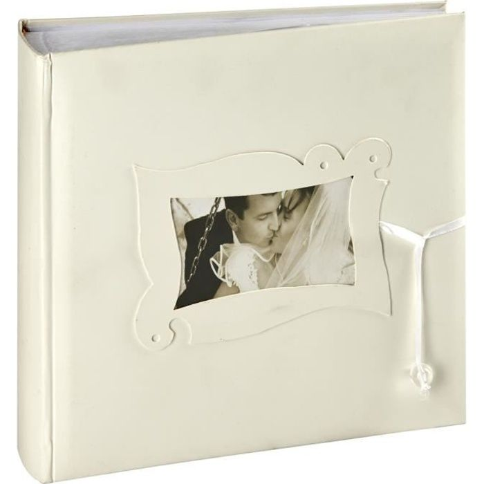 EMOTION Album photo traditionnel Nova 29x29 cm 100 pages blanches