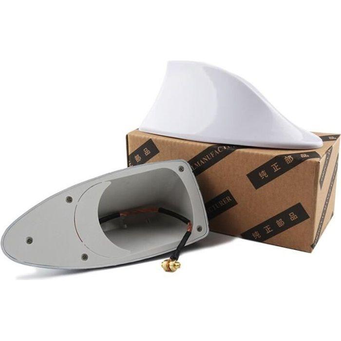 Antenne de remplacement pour aileron de requin, pour Renault Megane 2 3 Duster Logan Clio 4 3 Laguna 2 Sandero Sce White -FY2102