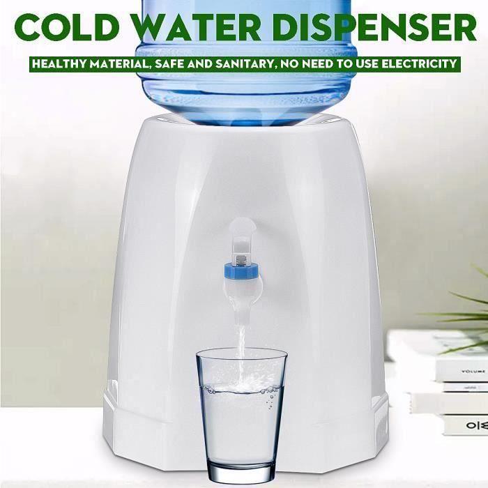 Distributeur d'eau Support en plastique pour Bouteilles d'eau Me39554