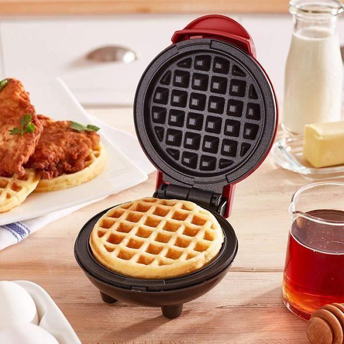 Gaufrier électrique multifonction Plaques de cuisson Waffles Grill Appareil croque monsieur puissance