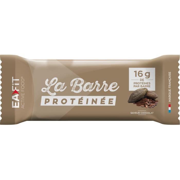 EAFIT LA BARRE PROTÉINÉE - Chocolat