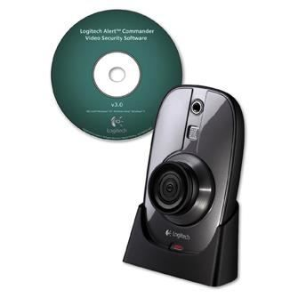 Vidéosurveillance - Caméra IP intérieure Logite...