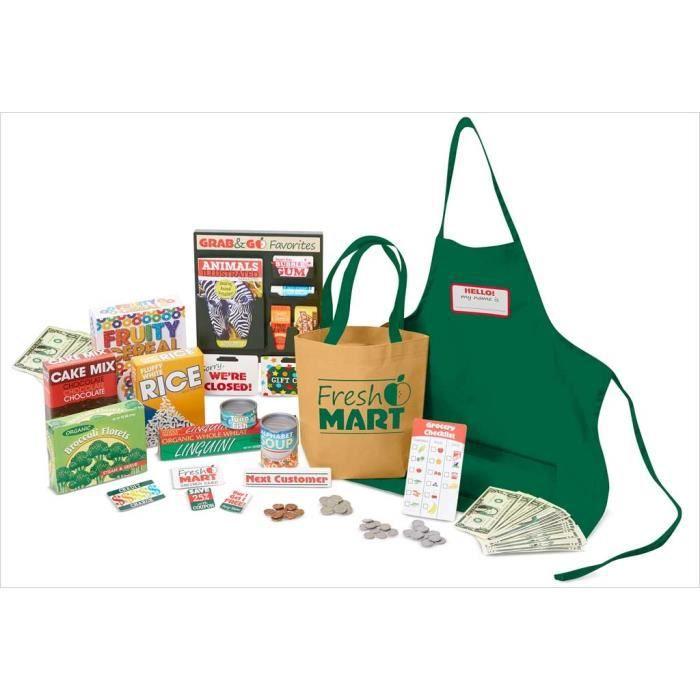 Accessoires marchande Fresh Mart 3 - 6 ans, 6 ans et plus