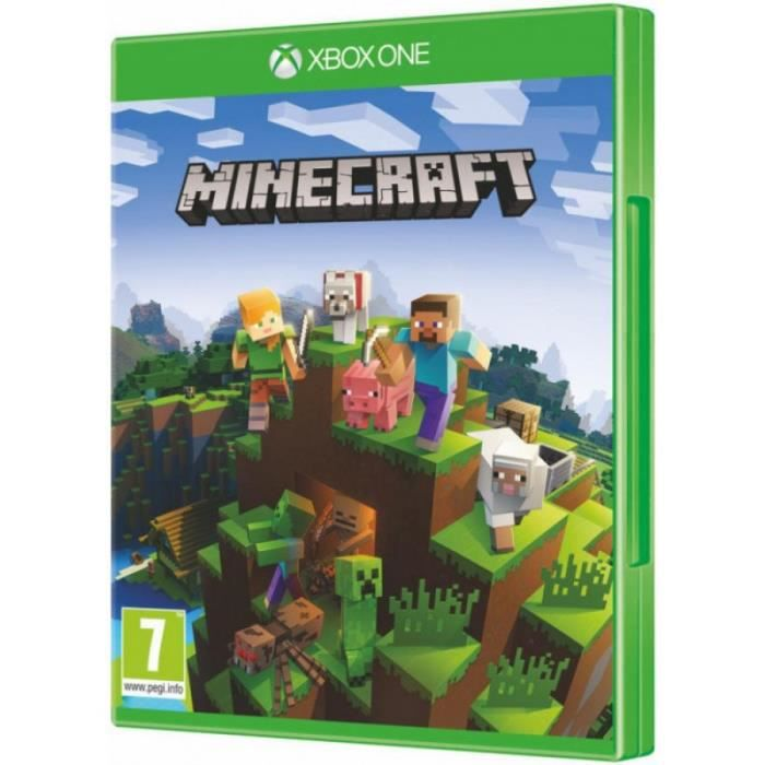 Microsoft Minecraft Starter Collection Xbox One