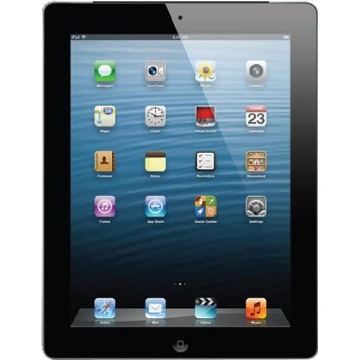 "TABLETTE TACTILE Apple iPad 2 Wi-Fi + 3G Tablette 32 Go 9.7"" IPS (1"