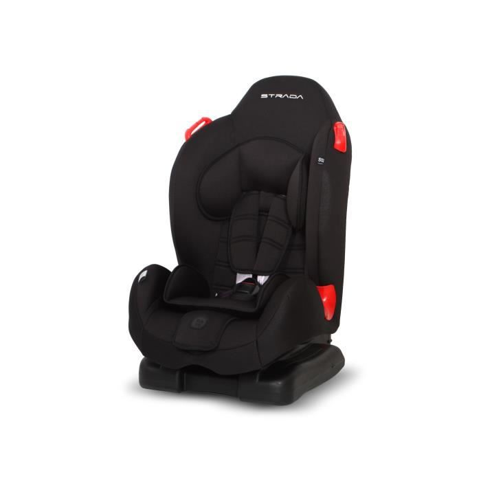 siege auto strada inclinable gr 1 2 9 25 kg noir achat