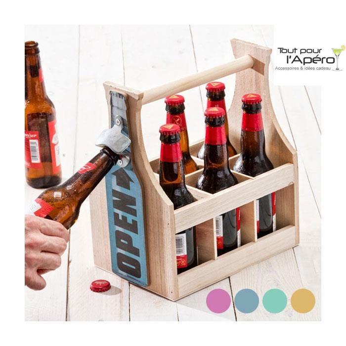Casier A Bieres Avec Decapsuleur Apero Achat Vente Meuble Range Bouteille Casier A Bieres Avec Decaps Cdiscount