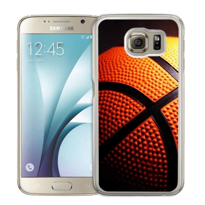 Coque Samsung Galaxy S5 Mini : Ballon Basket