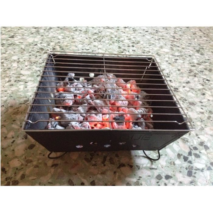 barbecue portable charbon de bois barbecue portatif mobile achat vente barbecue barbecue. Black Bedroom Furniture Sets. Home Design Ideas