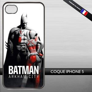 coque batman iphone 5