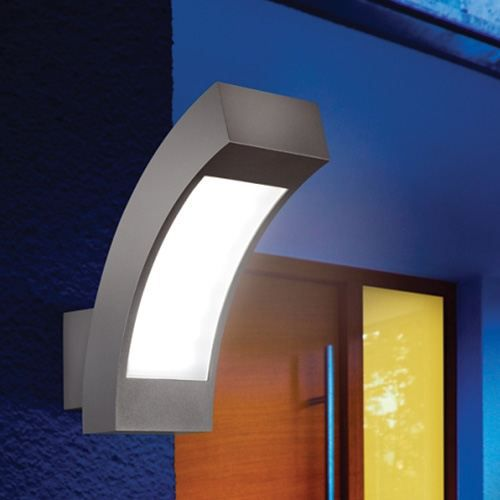 Applique murale line 32 led achat vente applique for Lampe led exterieure
