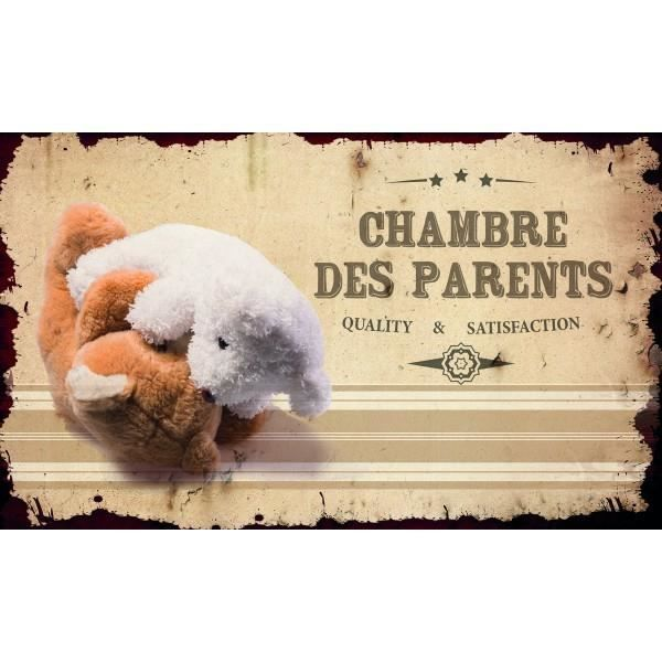 Plaque de porte chambre des parents class d co for Plaque de porte chambre bebe