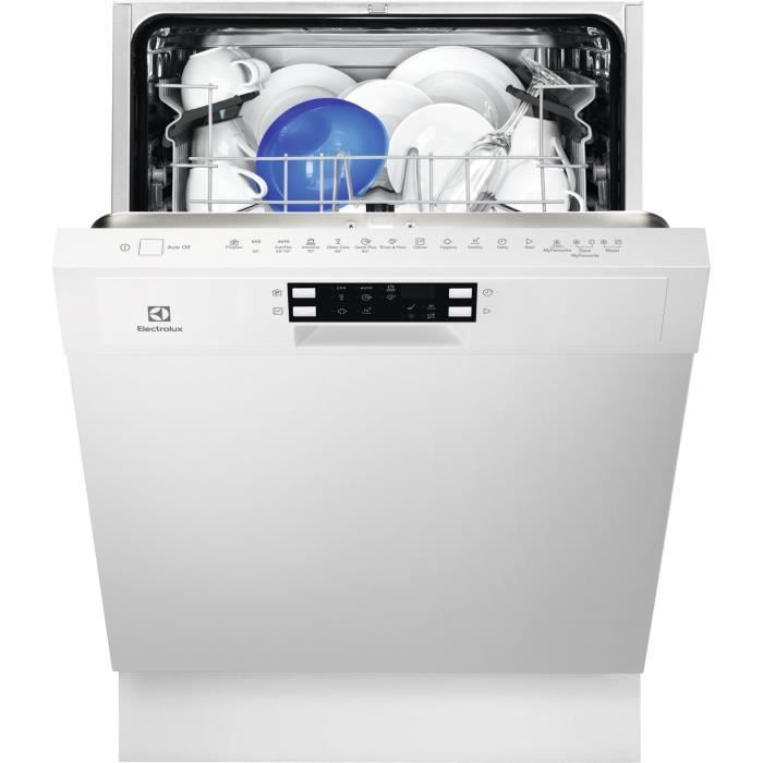 Lave Vaisselle Encastrable 60 Cm Esi 5515 Low
