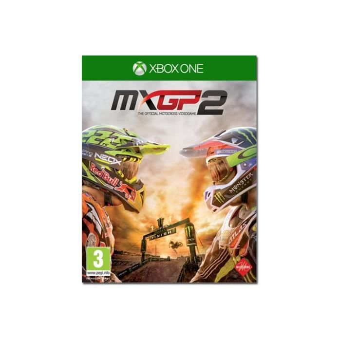 JEU XBOX ONE MXGP 2 The Official Motocross Videogame - Xbox One