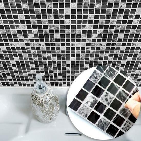 Mosaiques salle de bain