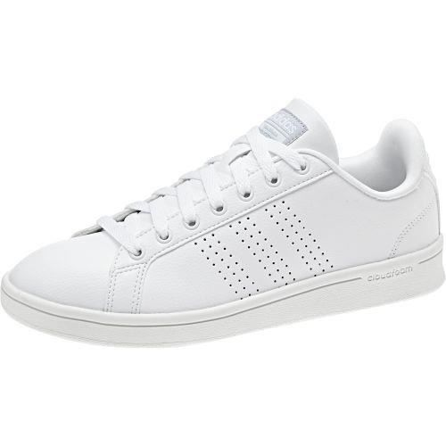quality design 440dd 01667 Adidas - CHAUSSURE MODE FEMME BLANCHE CLOUDFOAM ADVANTAGE CLEAN - (blanc -  36 2 3)