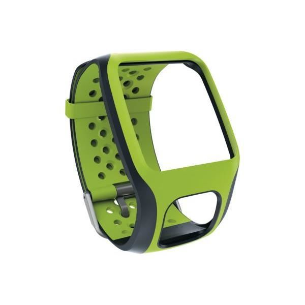 bracelet montre tomtom outdoor large ver vert sport. Black Bedroom Furniture Sets. Home Design Ideas