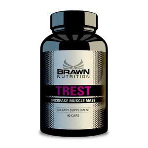 STIMULANT HORMONAUX BRAWN TREST --- 90 capsules x 15 mg Increase Muscl