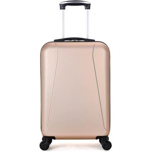 VALISE - BAGAGE HERO – VALISE CABINE   ABS – 55cm – 4 roues – LANZ