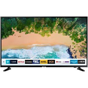 Téléviseur LED SAMSUNG UE55NU7026 TV LED 4K UHD 138 cm Smart TV •