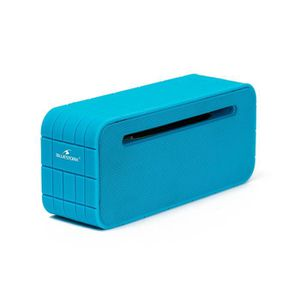 ENCEINTE NOMADE Enceinte nomade BLUESTORK Bluetooth NBAX bleu