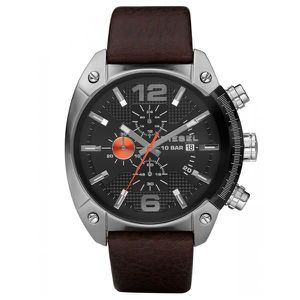 MONTRE Montre homme DIESEL OVER FLOW DZ4204. Fashion. Dat