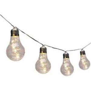 AMPOULE - LED GUIRLANDE 10 LED BULBS - MAXIMUS - M-DL-3000