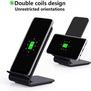 CHARGEUR TÉLÉPHONE Chargeur à Induction pour iphone8,iphone X,Samsung